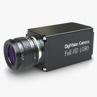 3d camera digital vision