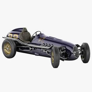 3d model kurtis kraft 4000 vintage