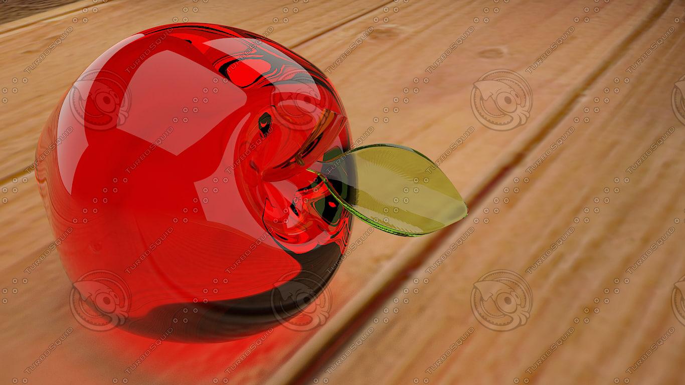 max crystal apple
