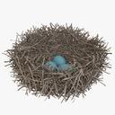 Bird Egg 3D models