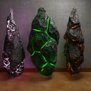 Geode 3D models