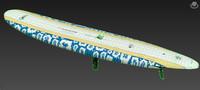 free 3ds model board kona