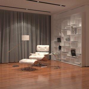 max loft studio eames chair