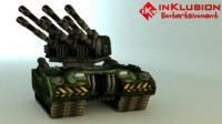 sci-fi tank max