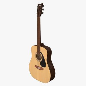 max yamaha f310 acoustic guitar