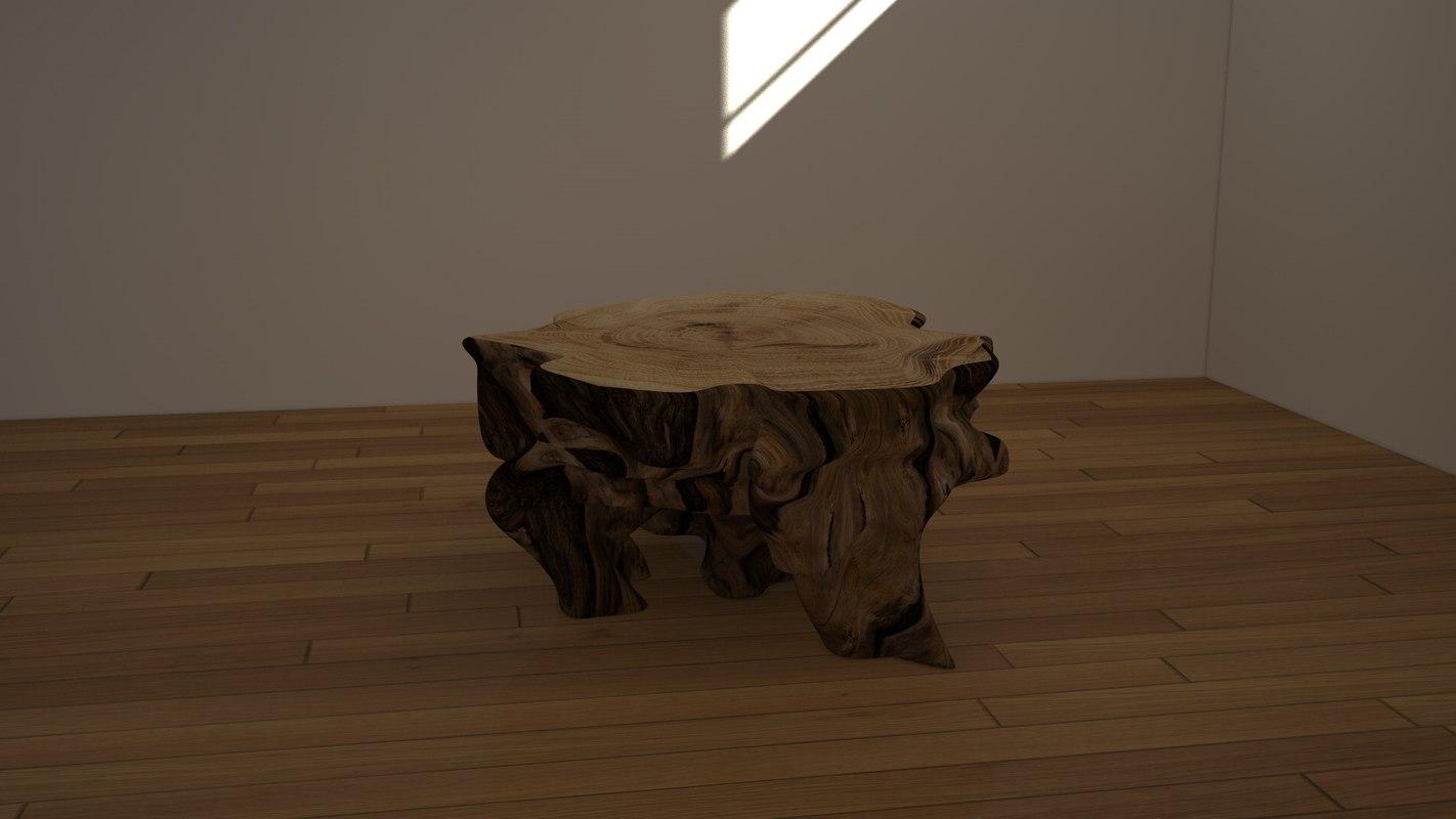 table 3d model