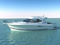 riviera 3600 sport yacht max