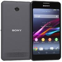 Sony Xperia E1 & E1 Dual Black