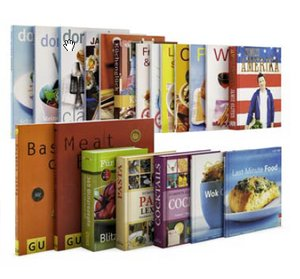 3d cookery books