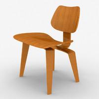 eames plywood 3dm