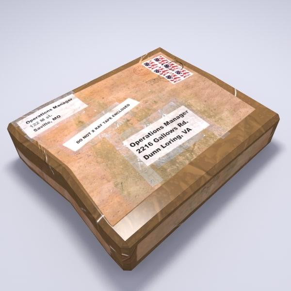 3d suspicious package