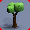 c4d 80 trees