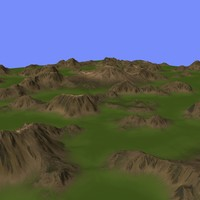 heightmap 3d model