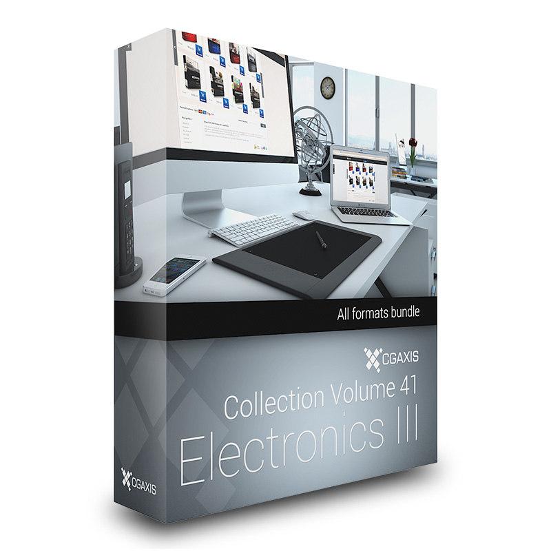 max volume 41 electronics iii