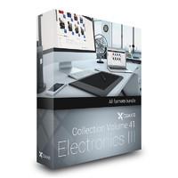 CGAxis Models Volume 41 Electronics III