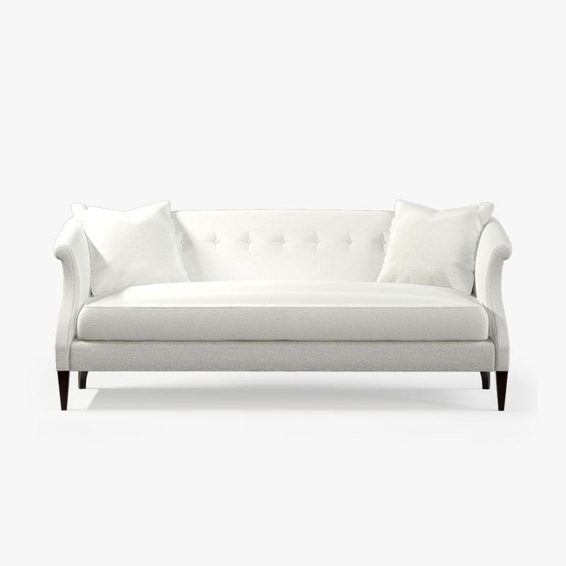 max hickory albert sofa