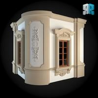 3dsmax architectural modules