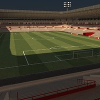 Soccer Stadium V2