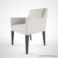 bernhardt design claris chair 3d max