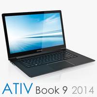 Samsung ATIV Book 9 2014 Edition