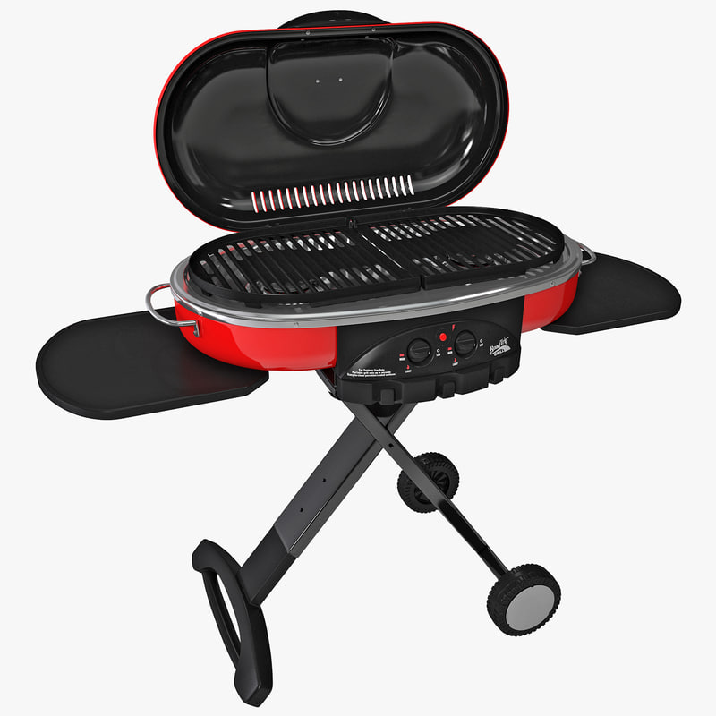 coleman grill lxe 3d lwo