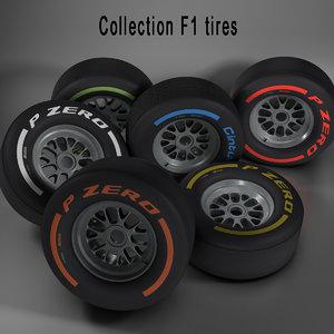 maya f1 tire