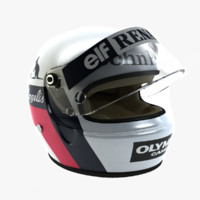 Elio de Angeles Helmet 1985