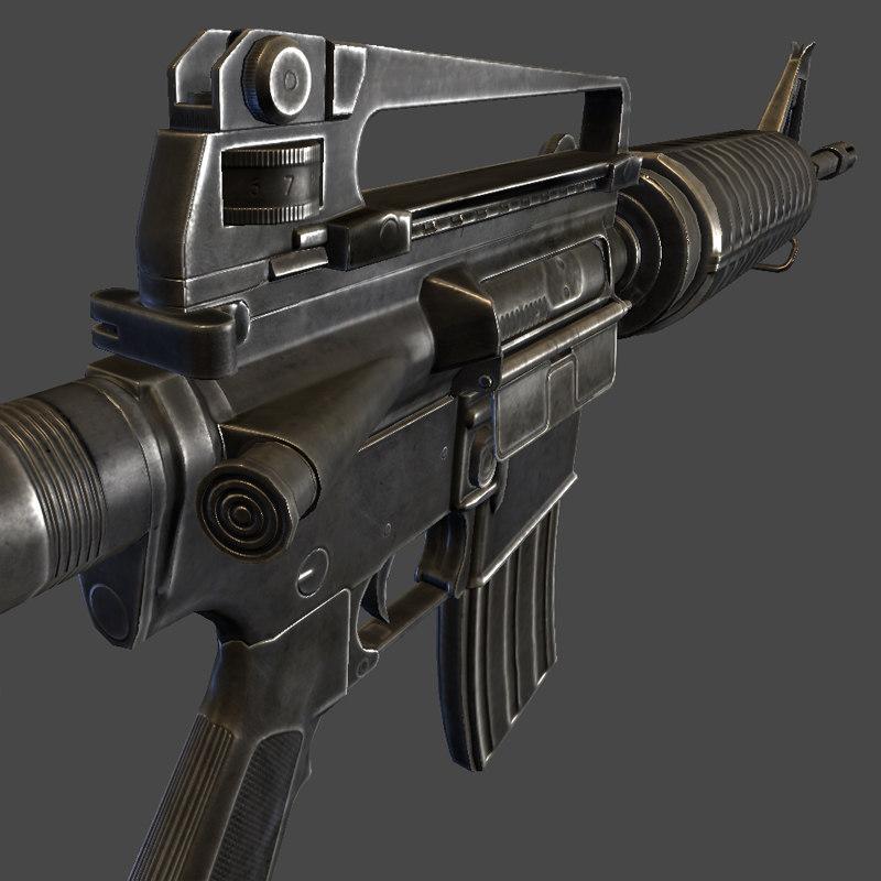 obj m4a1 assault