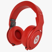 Headphones Monster Beats Pro 01