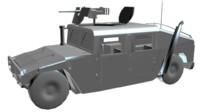 free hummer 3d model