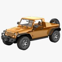 Jeep Wrangler Moab Pickup 2013