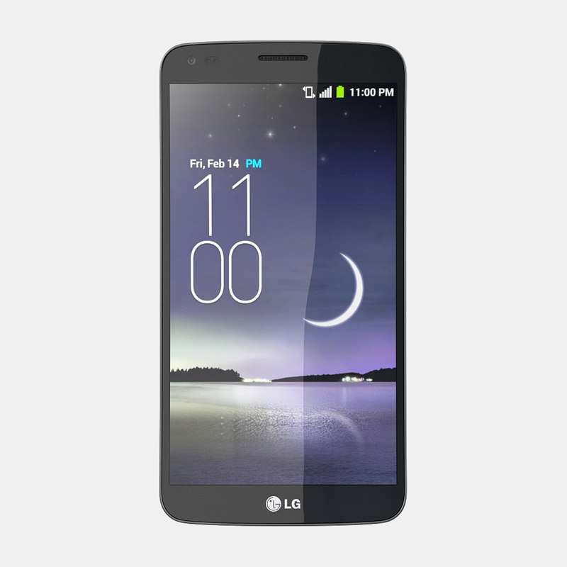 max lg g flex mobile phone