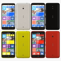 Nokia Lumia 1320 all color
