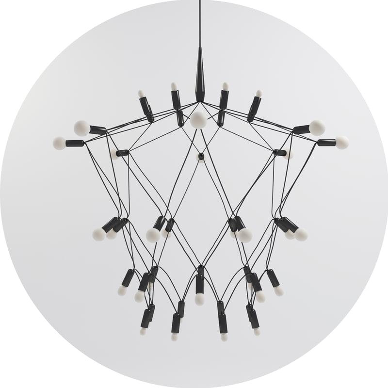 chandelier 40 max