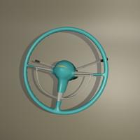 Steering Wheel Belair