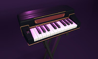 Mini Keyboard Wurlitzer