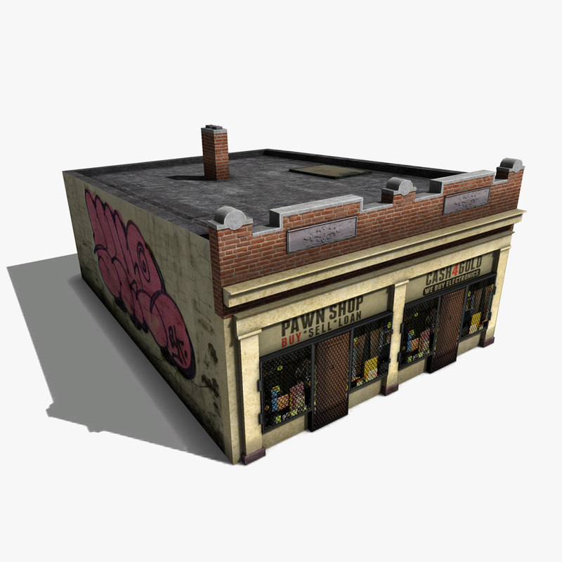3d ghetto pawn shop