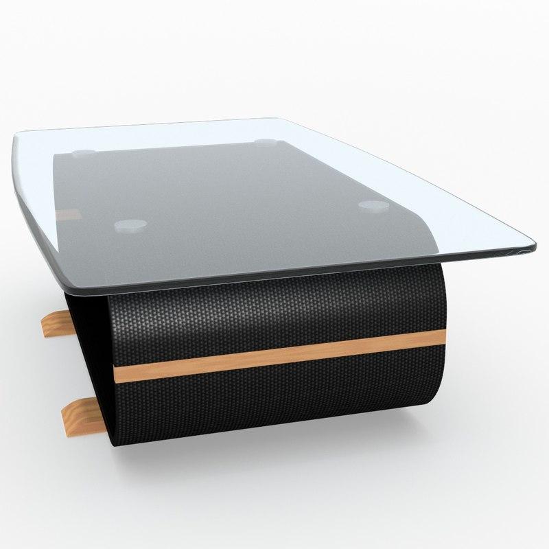Max Carbon Fiber Coffee Table