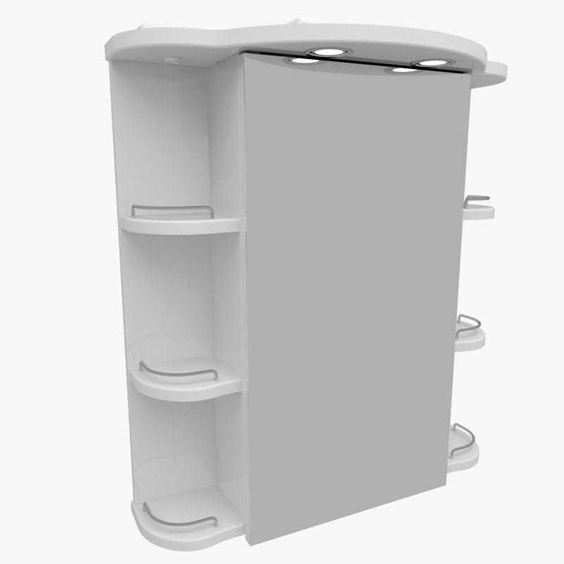 items bathroom 3d max