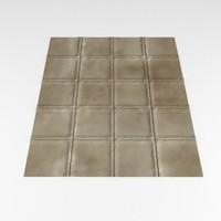 rug 3d model