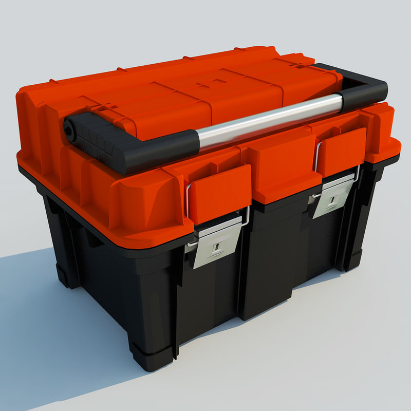 3ds max toolbox tool box