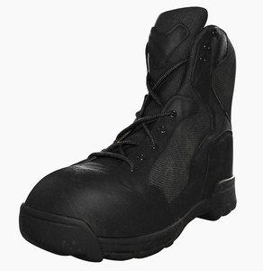 3d realistic boots