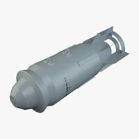 FAB-500 M-54 Soviet/Russian High Explosive Bomb