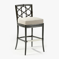 LAURA KIRAR RING BAR STOOL