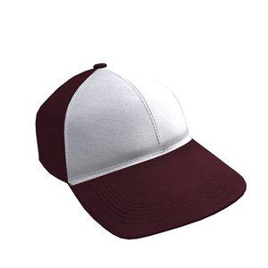 3d cap baseball