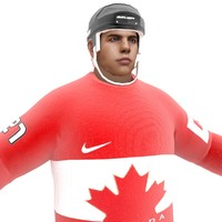ice hockey player canada max