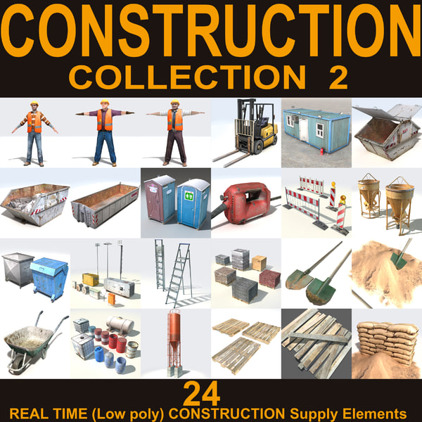 construction 2 3d 3ds