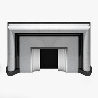 Fireplace ArtDeco