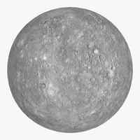 max mercury planet