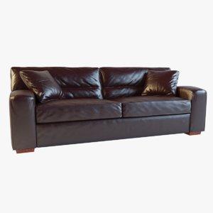 panther grand sofa 3d max